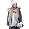 Brand Winter Fashion Solid Scarf Unisex Women Men Shawl Wrap Scarve Thicken Soft Luxury Wool Cashmere