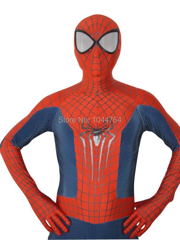 Online Buy Wholesale amazing spiderman costume from China amazing ...