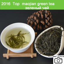 Buy 2016 New 250g Chinese Xinyang Maojian Green Tea Real Organic New Early Spring green tea weight loss Health Care Green Food for $10.32 in AliExpress store