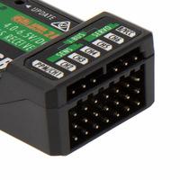 Запчасти и Аксессуары для радиоуправляемых игрушек Oem 2 2.4g Flysky fs/ia6b 6Ch PPM iBus Flysky i4 i6 i10 FS-iA6B
