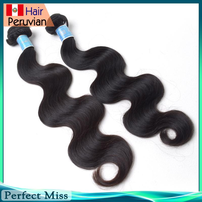 10 inch human hair 3 pcs/lot virgin hair weave online peruvian virgin hair body wave 1-year-old to any age(China (Mainland))