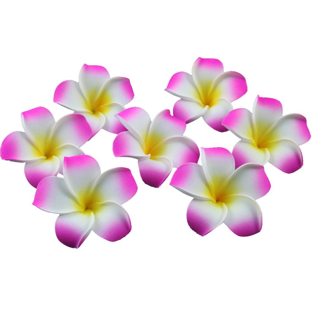 цена  Искусственные цветы для дома WADOY 50 Plumeria AE02016  онлайн в 2017 году