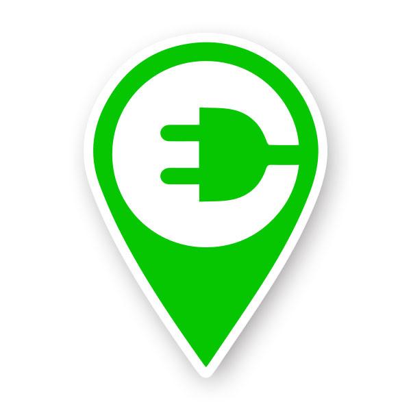 Green Sticker On Car Battery