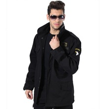 Men's Coat,Military Jacket M65 Men's Classic Windproof Thermal Jacket Size M-3XL(China (Mainland))