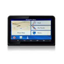 7 inch Android GPS Navigation DVR HD1080P 8GB Allwinner A23 Dual Core Capacitive Touch Screen 160
