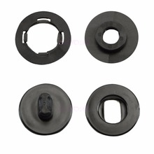 New Premium Car Mat Carpet Clips Fixing Grips Clamps Floor Holders Sleeves Black(China (Mainland))