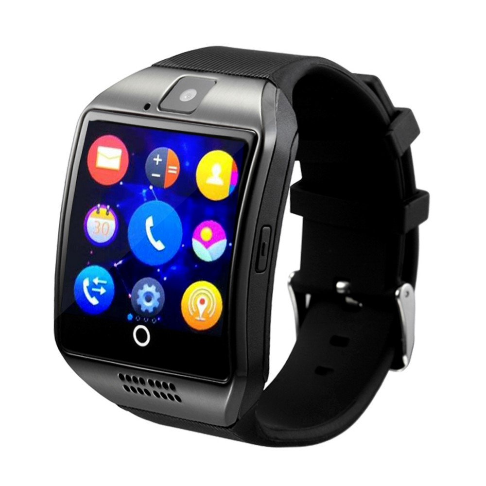 Bluetooth Smart Watch Smart Watches With Camera Facebook Whatsapp Sync SMS Smartwatch Support SIM Card For IOS Android Phone