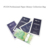 PCCB NO. 9 120*190mm,  PROFESSIONAL BANKNOTE OPP SLEEVES. Paper Money Collection bag, Plastic bag, 50pcs/pack