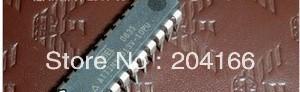 ATTINY2313V-10PU DIP ATTINY2313 8-bit Microcontroller Flash