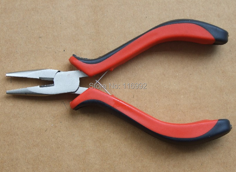 1pc plier I-tip/stick tip&feather hair extensions clamp tool Hair extension tools pliers - Funky House store