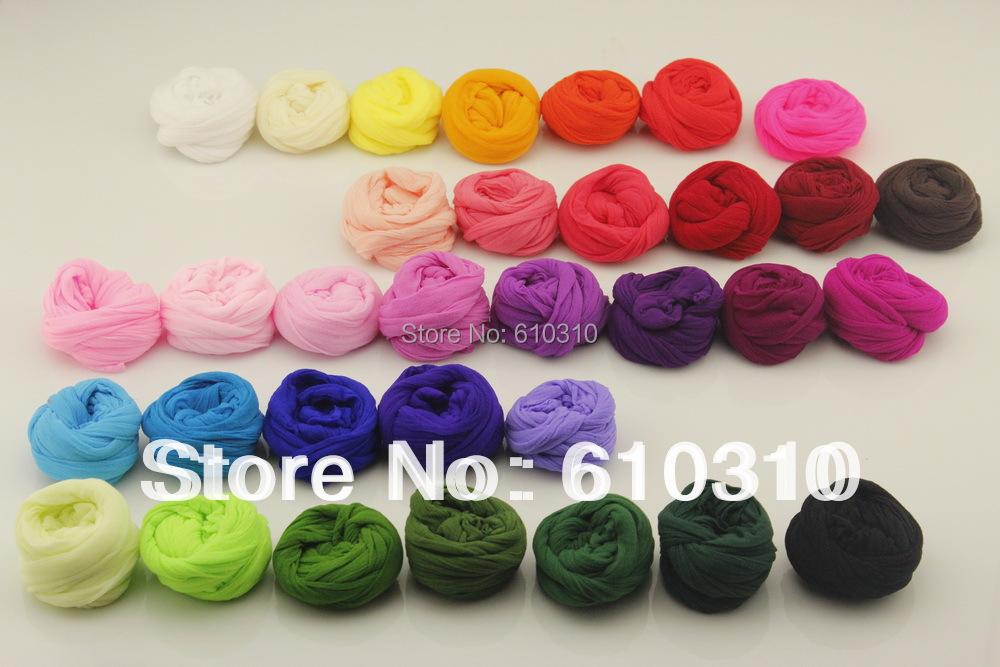 tensile stocking is 2.5m Multicolor flower Nylon stocking material accessory handmade diy nylon flower stocking(30pcs/Lot)(China (Mainland))