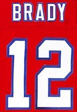 Best quality men's jersey Elite 12 Tom Bradys 87 Rob Gronkowski 11 Julian Edelman jersey,White Red and Blue,size M-XXXL(China (Mainland))