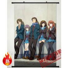 Home Decor Japan Poster Wall Scroll Anime Haruhi Suzumiya Series