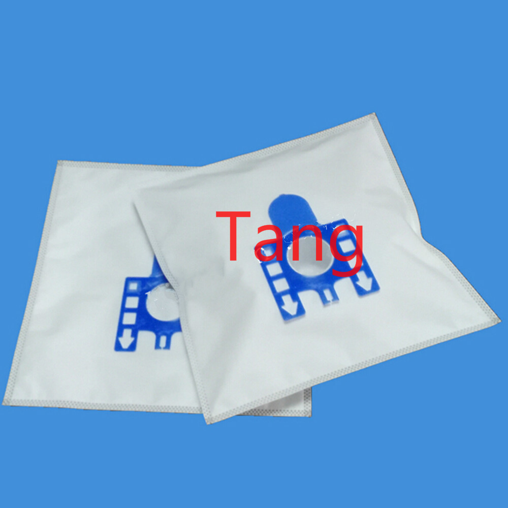 270MM*270MM 15 PCS New vacuum cleaner bags Miele GN Filter bags 5 layers nonwover filter bags 4X filters Hoover dust bags(China (Mainland))