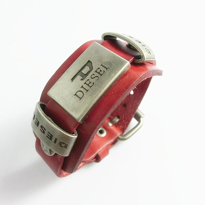 2015 100 Genuine Leather Bracelet Men Fashion Jewelry Vintage Bracelets For Women Pulseiras Bracelet New Design