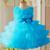 Retail!2015 new kids formal princess party cosplay girl dresses with waist chiffon girl dress children brand clothes