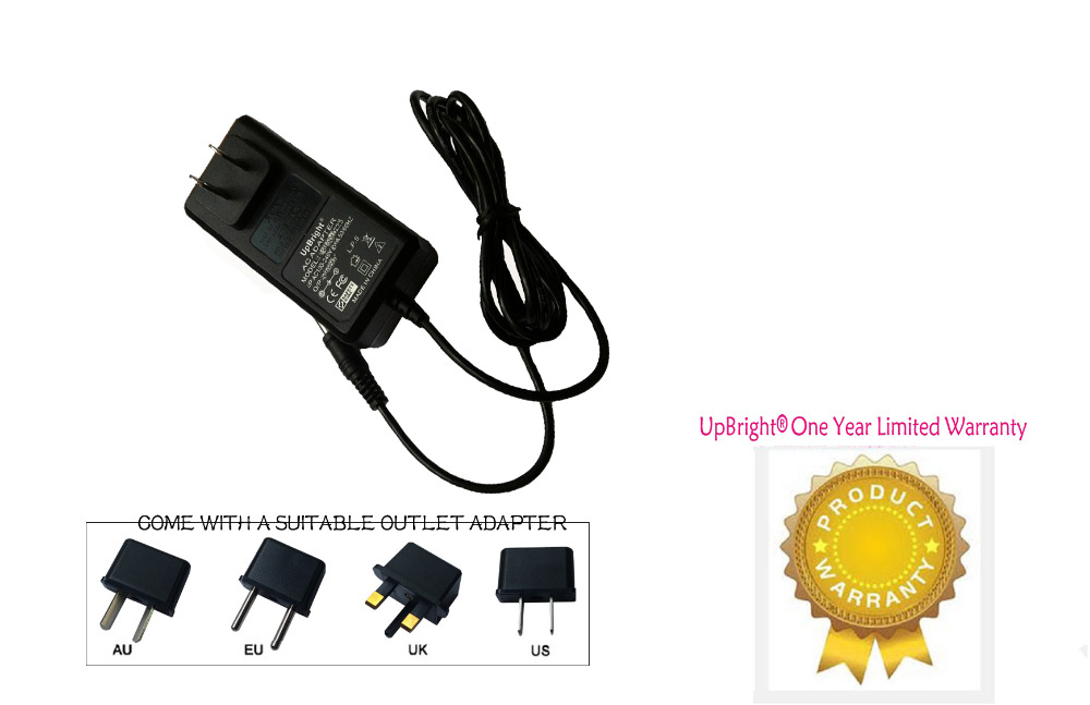 "UpBright New 30W AC Adapter For Motorola Lapdock 100 500 Lapdock100 MOTLPDK100 10.1"" Lapdock500 Droid RAZR Lapdock 500 Pro 14""(China (Mainland))"