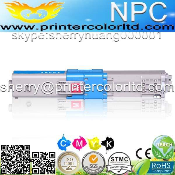 Color compatible toner cartridge for OKI 44973536 44973535 C301 C301DN C321 C321DN (2.2k/1.5k pages)-free shipping<br><br>Aliexpress