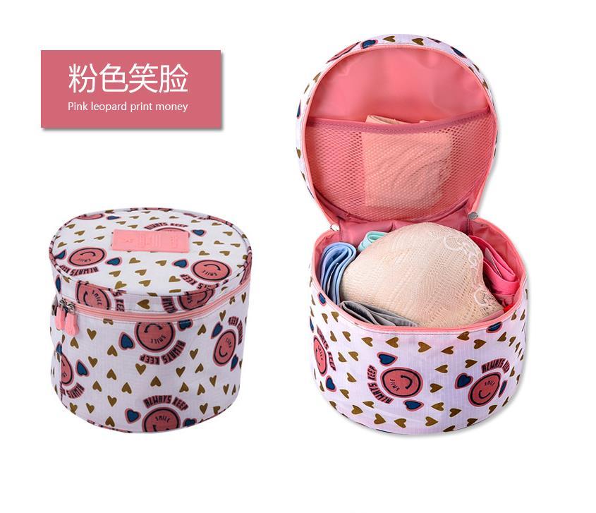 Women Bra Storage Case Protect Underwear Lingerie Travel Bag Box Portable Storage Box(China (Mainland))