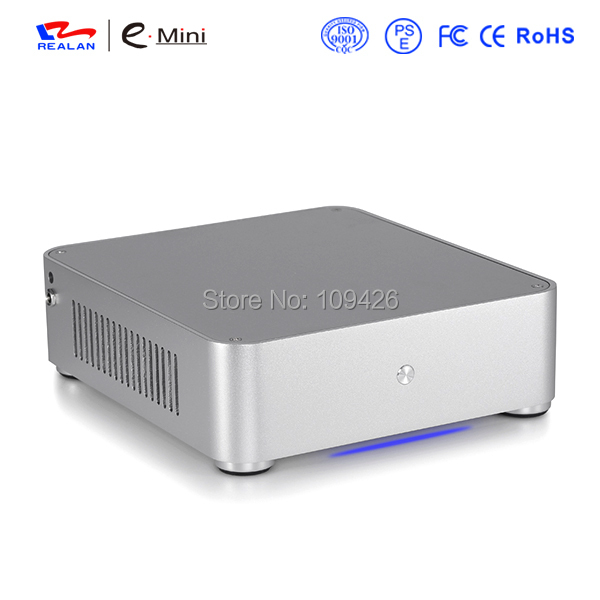 Realan HTPC Case with latest design, Commercial PC Case Desktop without Power supply(China (Mainland))