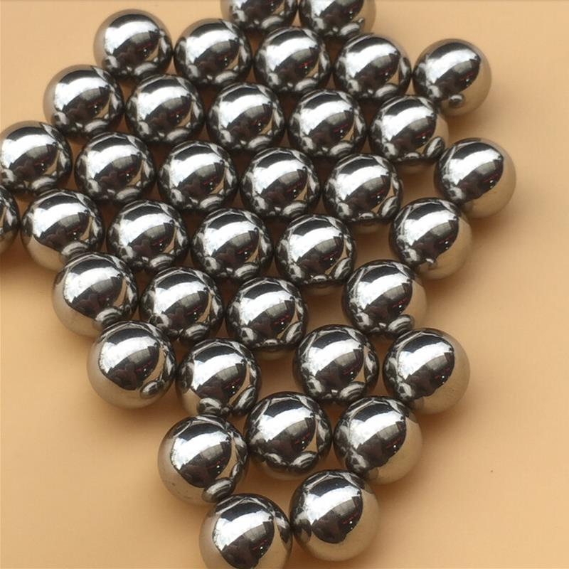 Free shipping ! 20pcs/bag 6.35mm Professional Slingshot Ammo, Shooting Steel Balls Outdoor For Hunting(China (Mainland))