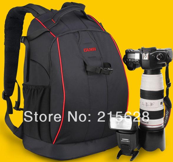 Top quality large capacity professional burglarproof Digital SLR Photo Camera Backpack DSLR waterproof Bag for Canon and Nikon(China (Mainland))