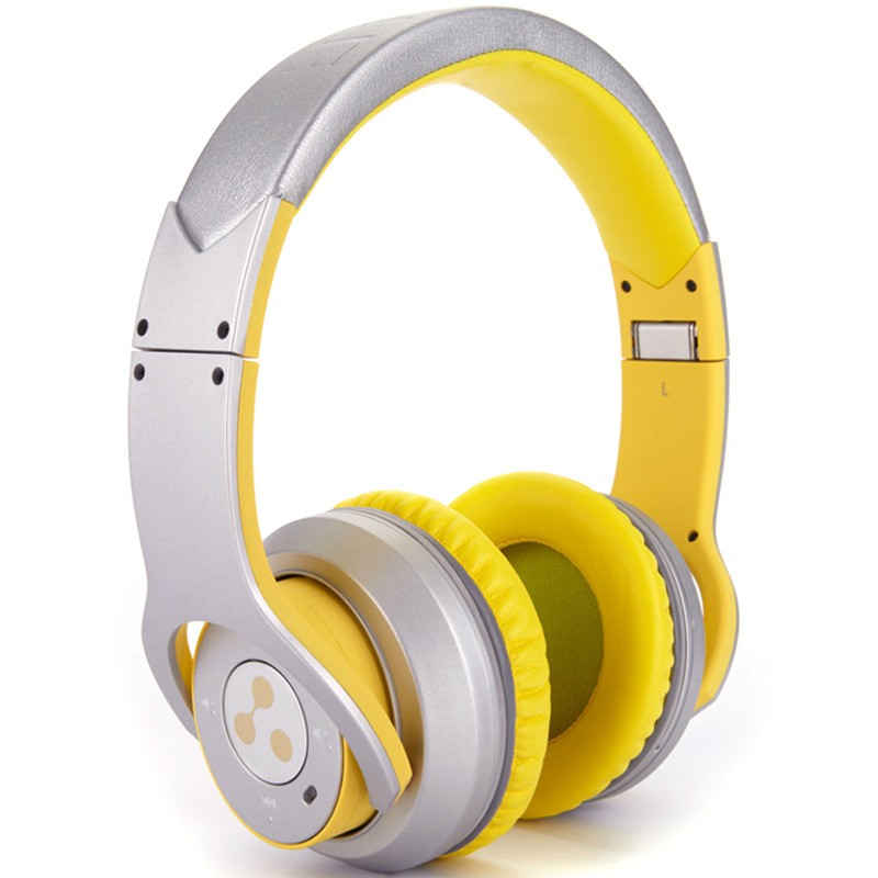Syllable G800 Wireless 10M Bluetooth 4.0 Headset NFC Noise Cancelling HIFI 3.5mm Jack Headphone Double Mic For Phone Pc