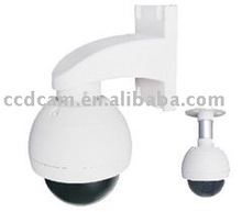 EC-SP3286 PTZ CCD camera Mini 360 Degree Pan Tilt Zoom Dome Camera CCTV Video Surveillance Equipment cameras(China (Mainland))