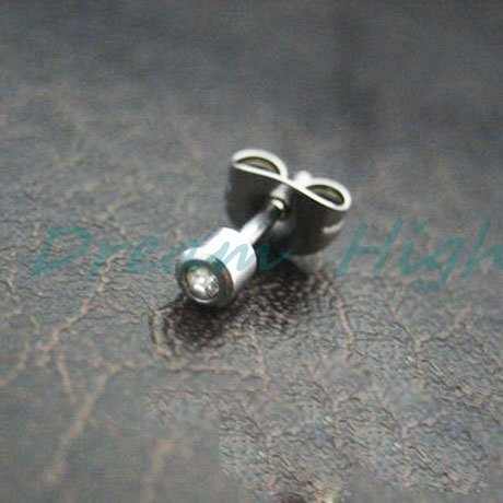 New Arrival Earring piercing Gun  earring Piercing Tools Body Jewelry 316L Surgical Steel 100pcs/lot Free Shipping