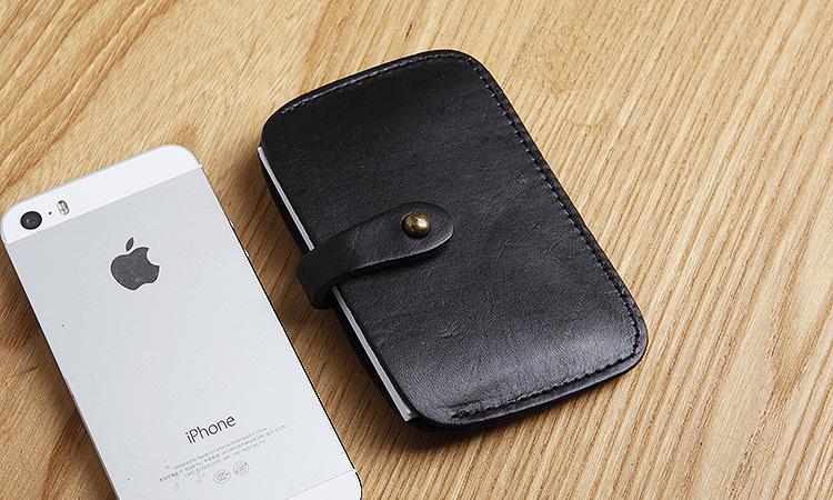 LAN Free Shipping men's leather credit card case bank card case credit Card Holder hot sale slim card case travel case(China (Mainland))