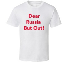 Buy 2017 Cotton Men t-Shirt Casual Man Tees Mens Tops Russia Warns USA Syria Refugee Support T Shirt Print T shirts O neck Short for $11.39 in AliExpress store