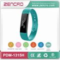 Slim Design Wireless Heart Rate Wristband Smart Activity Tracker