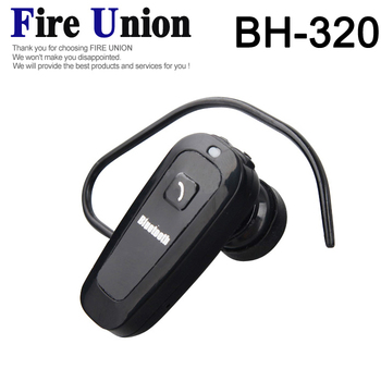 Micro BH-320 Bluetooth Earphones & Headphones Wireless Headset Mono Headset For Tablet PC Mobile PhoneHandfree Headset
