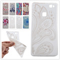 2016 Soft TPU Protector Case For Coque Huawei P9 Lite Case Silicon 5 2 Inch Back