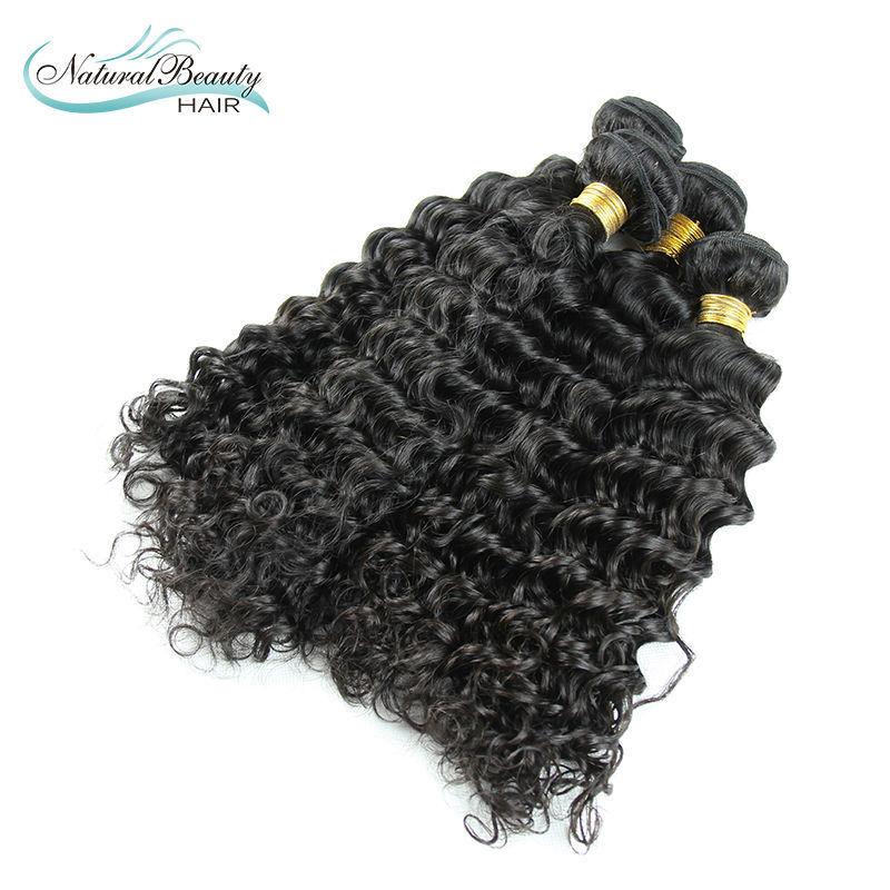 Здесь можно купить  Peruvian Virgin Hair deep wave Grade 6A Unprocessed Human Hair Weave 3 Bundles  Peruvian deep Wave  Волосы и аксессуары