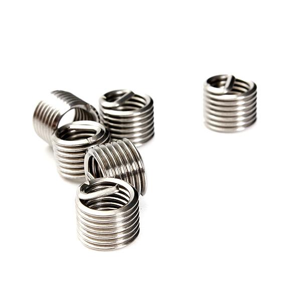 Excellent Quality 25pcs Thread Insert Installation Kit Recoil Repair Tool Drill Tap M6x1 0x8 0mm
