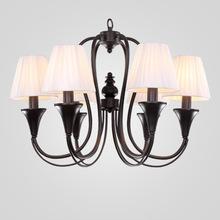 2016 Sale Luminaire Nordic Minimalist American Iron Chandelier European Retro Modern Living Room Lamps Lamp Bedroom Restaurant (China (Mainland))
