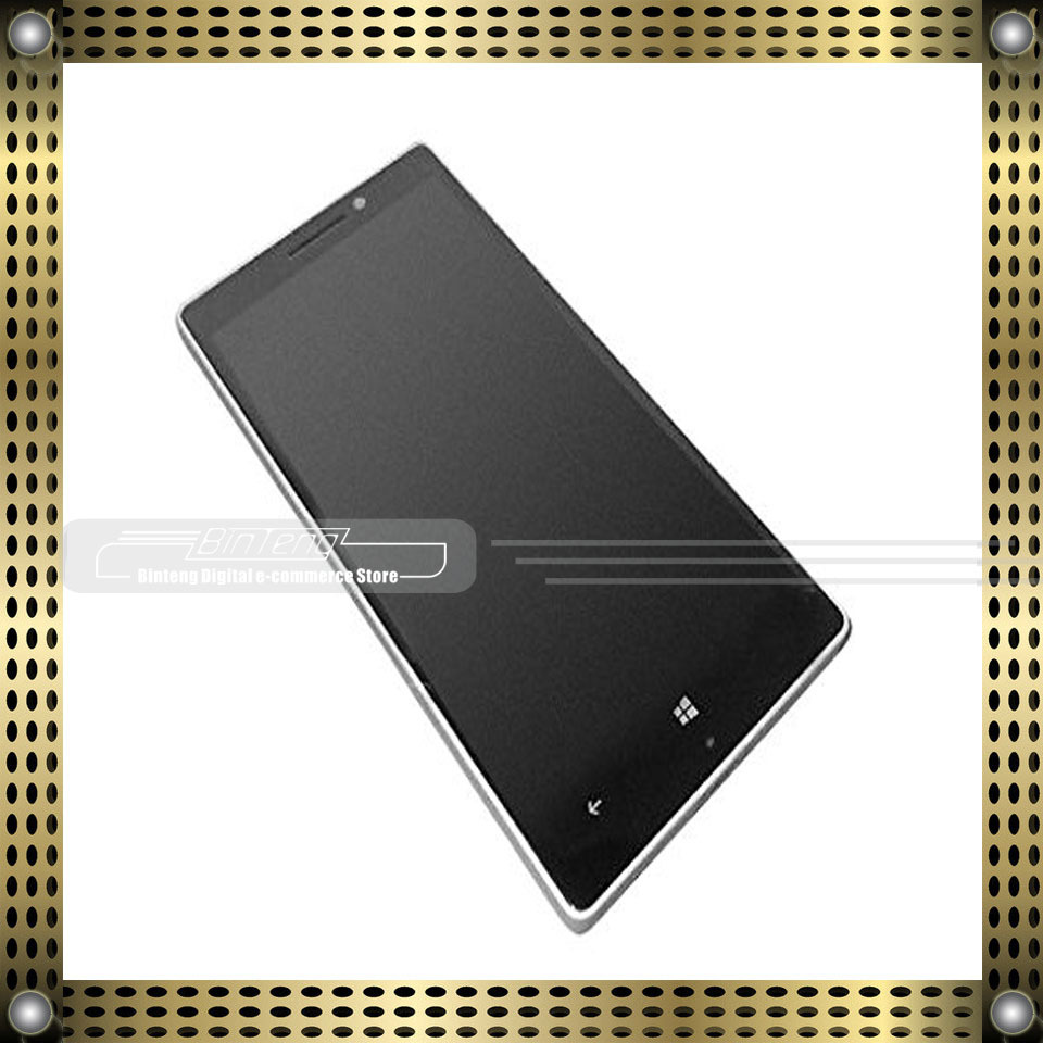 Здесь можно купить  LCD display Touch Screen Digitizer Assembly with Frame for Nokia Lumia 930  (Black ) LCD display Touch Screen Digitizer Assembly with Frame for Nokia Lumia 930  (Black ) Телефоны и Телекоммуникации