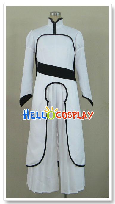 Bleach Cosplay Orihime Inoue Arrancar Cosplay Costume H008