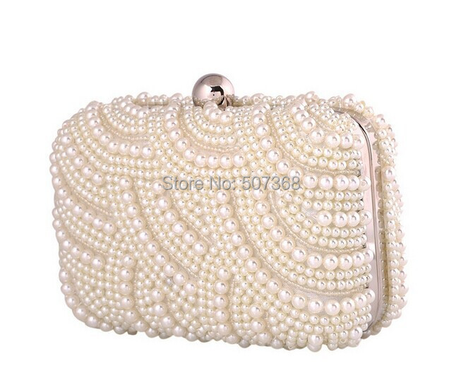 Small Beaded Shoulder Bag 77
