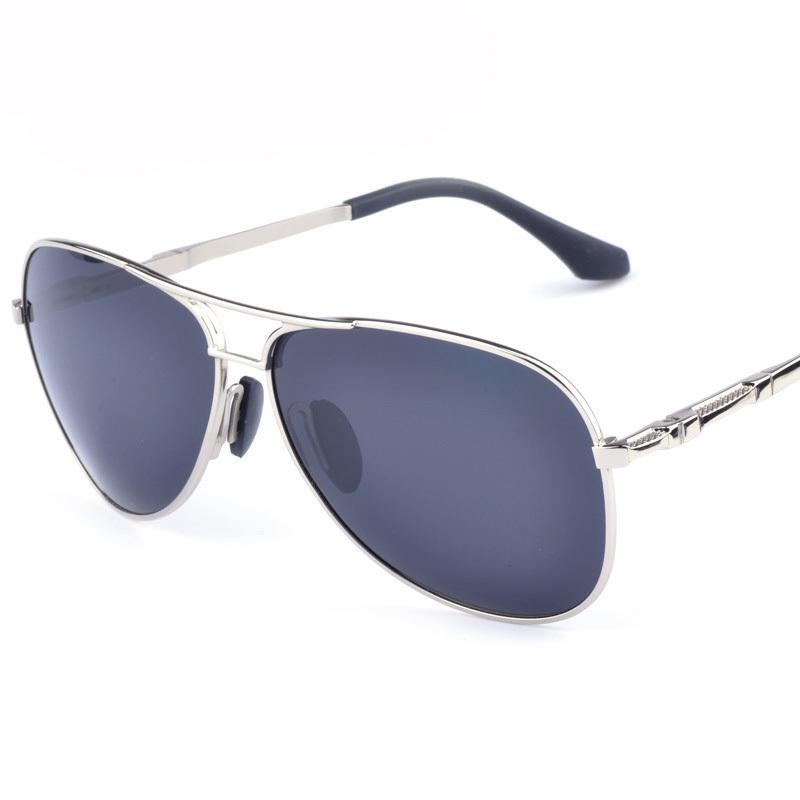 2015 Fashion Polarised Sunglasses Men UV400 Metal Full ...