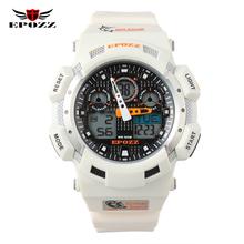 EPOZZ 3001 2015 new fashion popular 3 color sport military digital LED luminous wrist watch waterproof montre reloj orologio