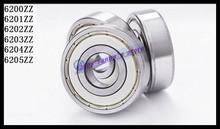 Buy 6pcs/Lot 6204ZZ 6204 ZZ 20x47x14mm Mini Ball Bearing Miniature Bearing Deep Groove Ball Bearing Brand New for $14.41 in AliExpress store