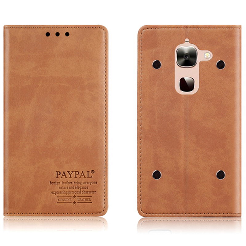 Superior Quality Genuine leather case For Letv Le Max 2 X820 5.7 inch phone cover(China (Mainland))