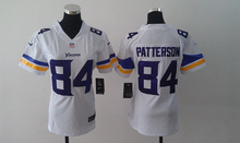 2016 Women Ladies Minnesota Vikings, 5 Teddy Bridgewater 28 Adrian Peterson 84 Cordarrelle Patterson,camouflage(China (Mainland))