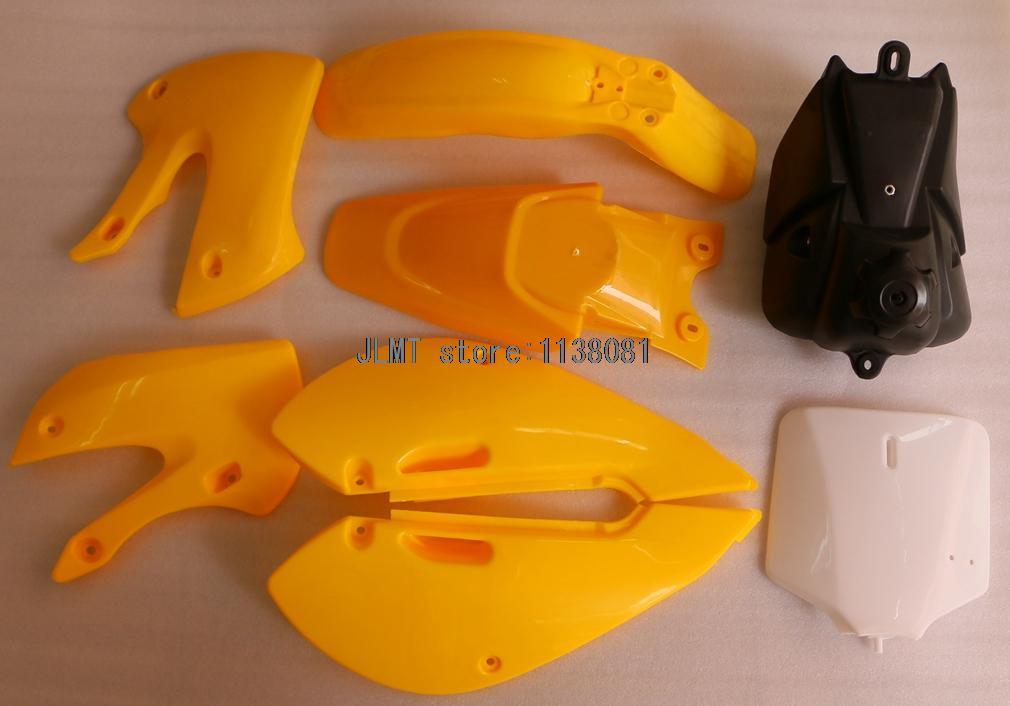 Bodywork Plastic Fairing Body Kit for KAWASAKI KX-65 KX65 KX 65 2000 2001 2002 2003 2004 2005 2006 2007 2008 2009 2010 2011 2012(China (Mainland))