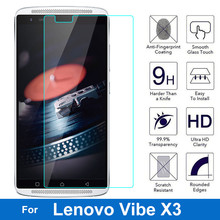 Lenovo Vibe X3 Tempered Glass Screen Protector 0.26MM 9H 2.5D Safety Protective Film Lemon X 3 X3c50 X3c70 Dual Sim - Welcom Technology Co.,Limited store