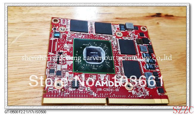 P4R8T 0P4R8T 216-0810001 AMD FirePro M5950 1GB GDDR5 MXM 3.0 VGA Card for Dell M4600 laptop(China (Mainland))