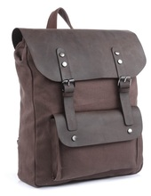 5pcs/lot Vintage Unisex Canvas Backpacks