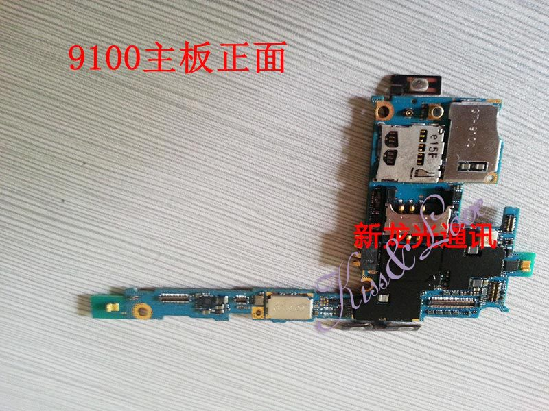 Motherboard For Samsung GT i9100 Galaxy S2 Mainboard Free Shipping(China (Mainland))